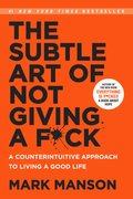 Cover image for Subtle Art of Not Giving a F*ck