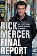 Cover image for Rick Mercer Final Report