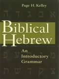 Cover image for Biblical Hebrew