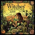 Cover image for 2019 Llewellyn's Witches' Calendar