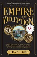 Cover image for Empire Of Deception