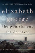 Cover image for Punishment She Deserves