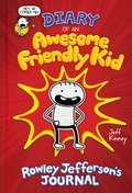 Cover image for Diary of an Awesome Friendly Kid