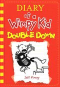 Cover image for Double Down (Diary of a Wimpy Kid #11)