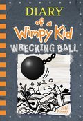 Cover image for Wrecking Ball (Diary of a Wimpy Kid Book 14)
