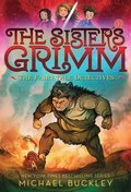 Cover image for Fairy-Tale Detectives (The Sisters Grimm #1)