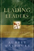 Cover image for Leading Leaders