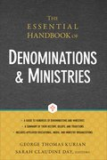 Cover image for Essential Handbook of Denominations and Ministries