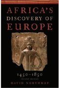 Cover image for Africa's Discovery of Europe