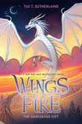 Cover image for Dangerous Gift (Wings of Fire, Book 14)