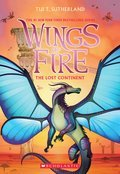 Cover image for Lost Continent (Wings of Fire, Book 11)