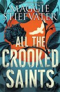Cover image for All the Crooked Saints