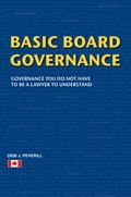 Cover image for Basic Board Governance