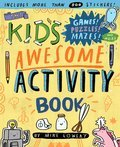 Cover image for Kid's Awesome Activity Book