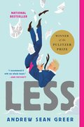 Cover image for Less (Winner of the Pulitzer Prize)