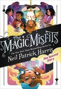 Cover image for Magic Misfits