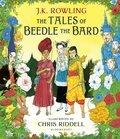 Cover image for Tales of Beedle the Bard