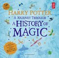 Cover image for Harry Potter - A Journey Through A History of Magic