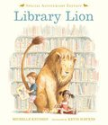 Cover image for Library Lion