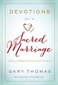 Cover image for Devotions for a Sacred Marriage