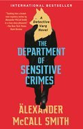 Cover image for Department of Sensitive Crimes