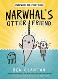 Cover image for Narwhal's Otter Friend (A Narwhal and Jelly Book #4)