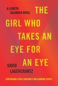 Cover image for Girl Who Takes an Eye for an Eye