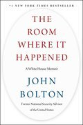 Cover image for Room Where It Happened