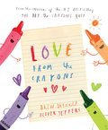 Cover image for Love from the Crayons