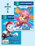 Cover image for Up in the Air!/Under the Waves! (PAW Patrol)