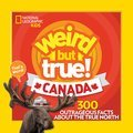 Cover image for Weird But True Canada