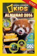 Cover image for National Geographic Kids Almanac 2014, Canadian Edition