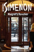 Cover image for Maigret's Revolver