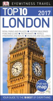 DK's Top 10 London 9781465445520