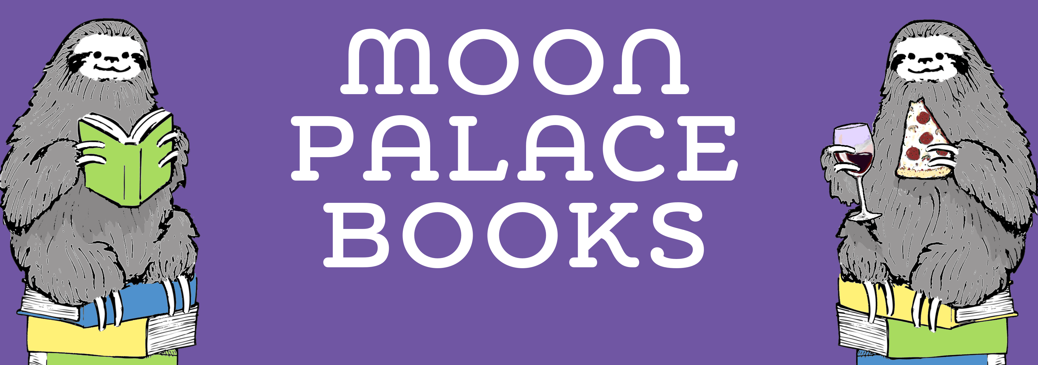 Moon Palace Books 3260 Minnehaha AVe