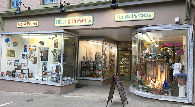 Book & Puppet Co.