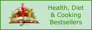 Crockett Books - Health, Diet & Cooking Bestsellers